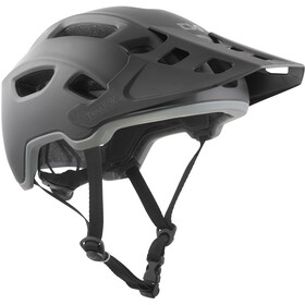 TSG Trailfox Solid Color Helmet satin black